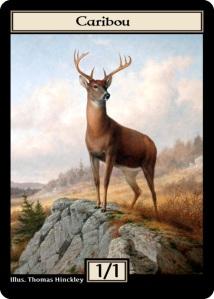 caribou token