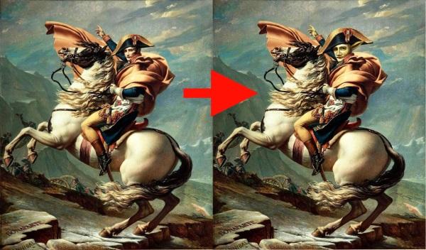 Jacques-Louis David Napoleon