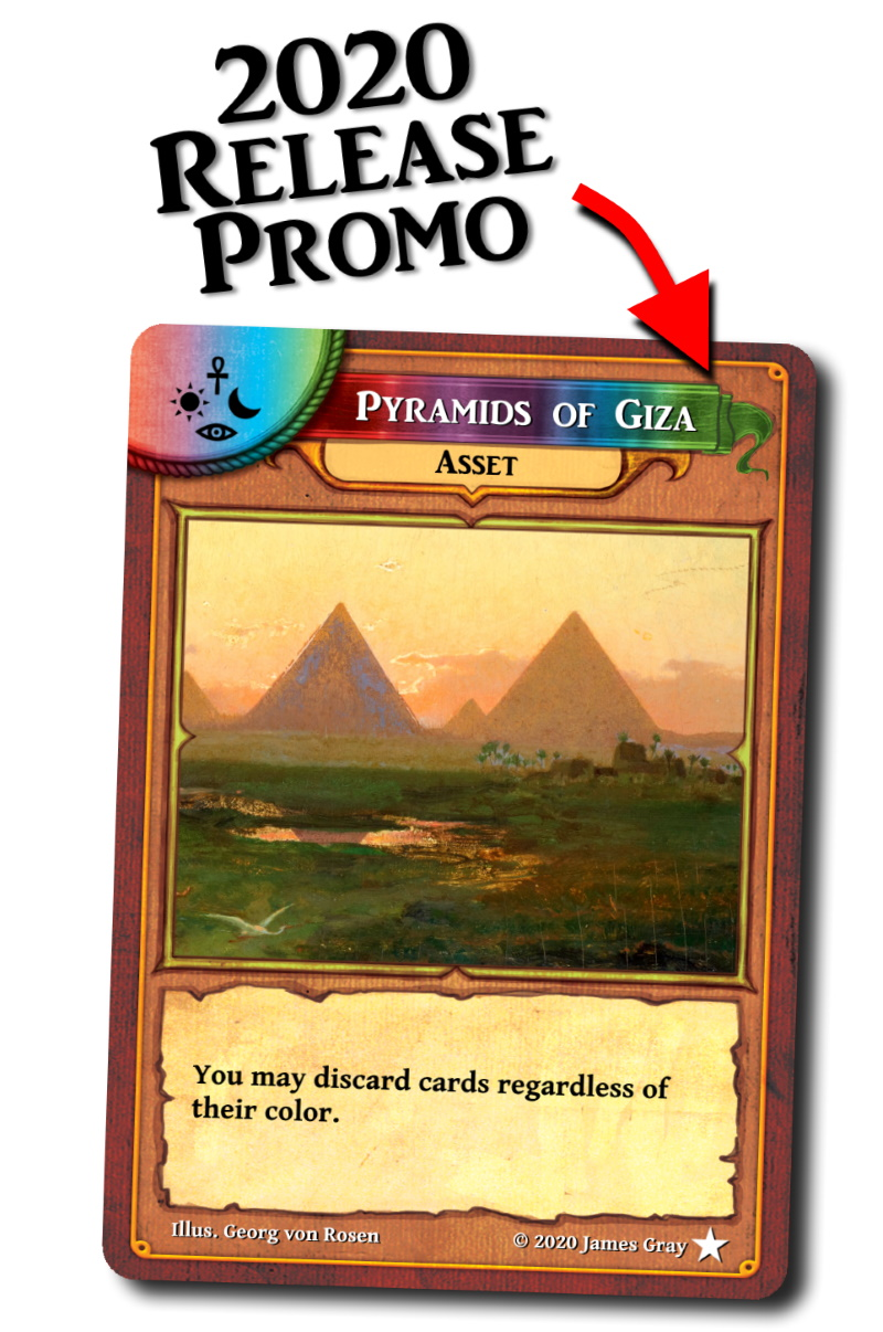 release promo cards