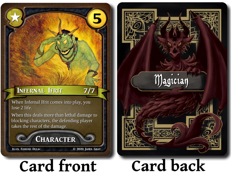 front and back2 magician